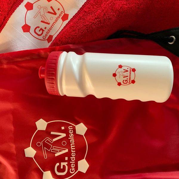 Cadeau voor de GVV pupillen