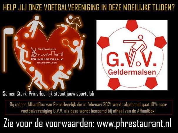 Samen Sterk: Prinsheerlijk & GVV
